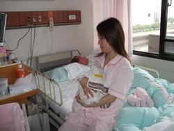 お母さんの入院生活|富士市立中...